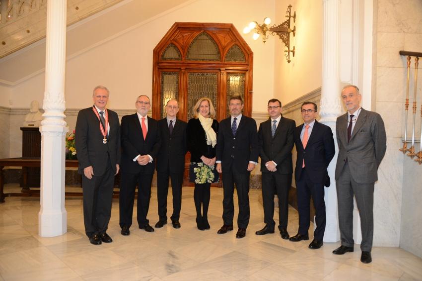 CNUE – Passation de pouvoirs – Madrid, 16 janvier 2017